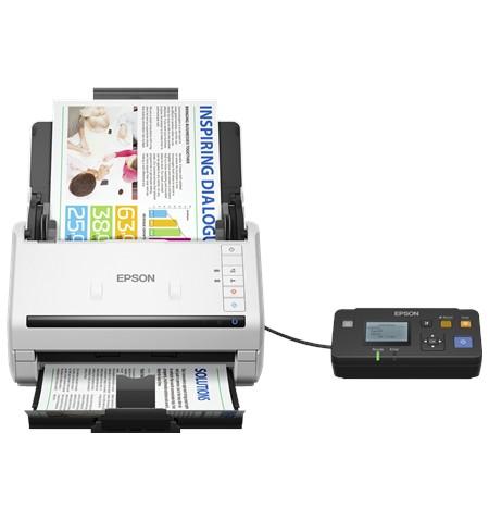 Epson WorkForce DS-530N Sheet-fed, Document Scanner