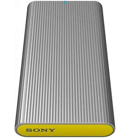 Sony Tough SL-M2 High Performance External SSD 2TB, up to 1000MB/s, USB 3.1