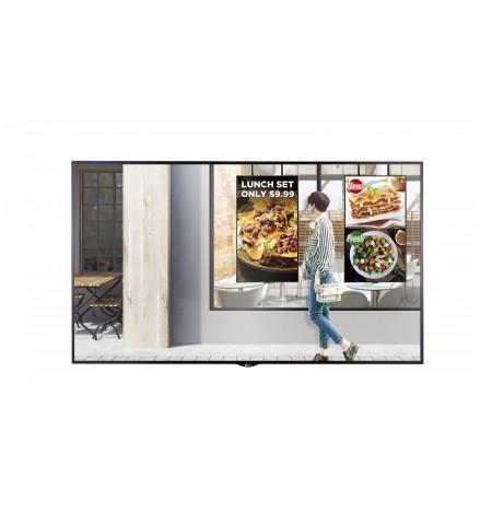 "LG 55XS2E-B 55 "", 2500 cd/m , Landscape/Portrait, 24/7, 178 , 178 , 2500 cd/m , 1920 x 1080 pixels"