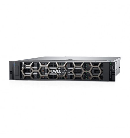 Dell PowerEdge R540 Rack (2U), Intel Xeon, Silver 2x4214, 2.2 GHz, 16.5 MB, 24T, 12C, RDIMM DDR4, 2666 MHz, No RAM, No HDD, Up t