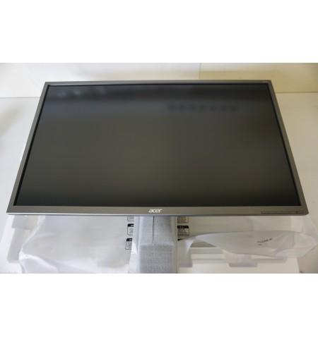 "SALE OUT. Acer B6 B326HUL 32 VA/2560x1440/16:9/5ms/300/100M:1/DVI, DP, USB/Dark Grey Acer B326HUL 32 "", VA, WQHD, 2560 x 1440, 1"