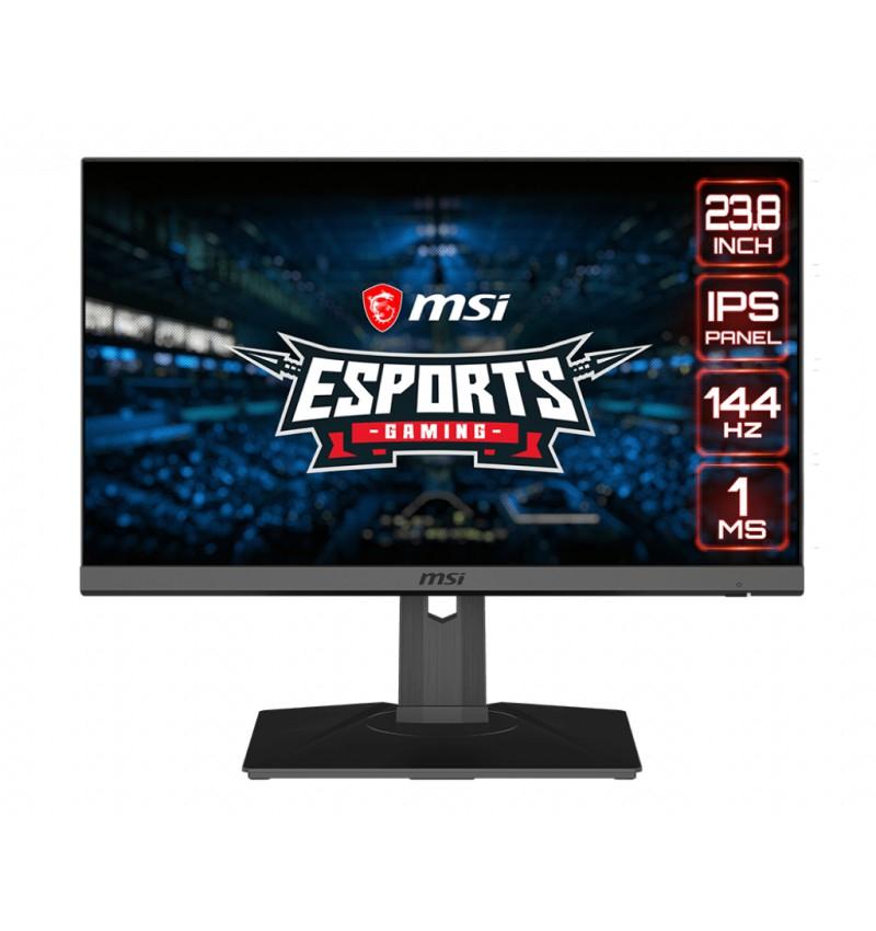 "MSI Gaming Monitor Optix MAG245R 28.3 "", IPS, FHD, 1920 x 1080, 16:9, 1 ms, 250 cd/m , Black, HDMI ports quantity 2"