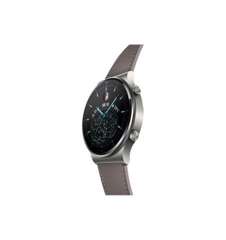 Huawei GT 2 Pro Smart watch, GPS (satellite), AMOLED, Touchscreen, Heart rate monitor, Activity monitoring 24/7, Waterproof, Blu