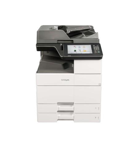 Lexmark MX910de Mono, Laser, Multifunction printer, Black, White, Black, A3, Yes, USB 2.0 Specification Hi-Speed Certified (Type