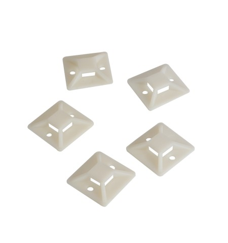 Logilink Cable Tie Mounts 28x28 mm KAB0044 100 pc(s)