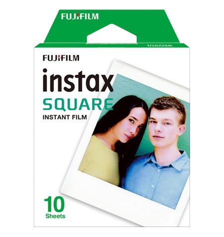 Fujifilm Instax Square Instant Film Quantity 10, Glossy
